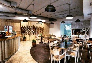 Restauracja Boscaiola Pizzeria Mokotów